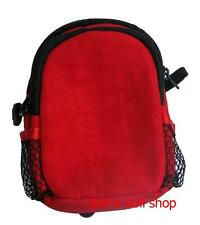 Doll Clothes Backpack Red fits 18 inch American Girl