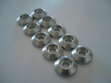 RALLY CAR LOAD & SPREAD WASHERS x 10can be used on bucket seats and strut tops