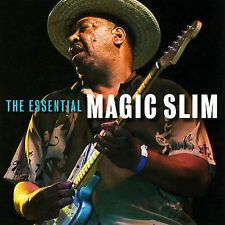 The Essential Magic Slim by Magic Slim (CD, Sep-2007, Blind Pig)