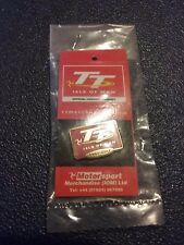 Isle of Man TT races centenary 100 year badge pin 2007