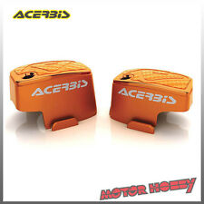 PROTEZIONI POMPE ACERBIS BREMBO PUMP COVERS ARANCIO ORANGE KTM 2014 2015 2016