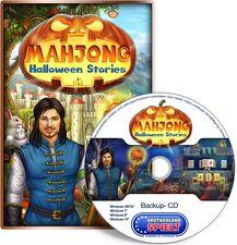 Halloween Geschichten - Mahjong - PC - Windows XP / VISTA / 7 / 8 / 10
