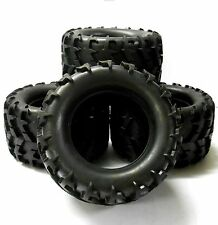 BS904-015x4 1/8 Scale RC Monster Truck Off Road Rubber Tire Tyre x 4