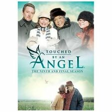 Touched By an Angel-9th and Final Season.FREE EXPRESS SHIPPING!! 25% OFF!!