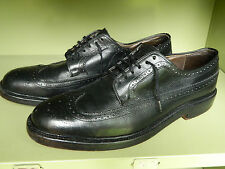 1980's Wing-Tip Dress Shoes from Sears / US Men size: 11 D / Used / Good Cond.