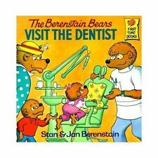 The Berenstain Bears Visit the Dentist by Jan Berenstain and S