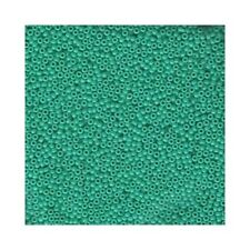 Miyuki Seed Beads 15/0 Opaque Turquoise 15-412 Glass 8.2g Round Rocaille Tiny