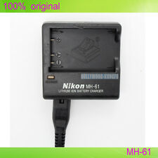 Genuine Original Nikon MH-61 Charger for CoolPix P500 P90 P6100 EN-EL5 Battery