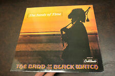 SCOTTISH CELTIC PIPES & DRUMS BARD OF THE BLACK WATCH BAGPIPE MUSIC Lp sealed