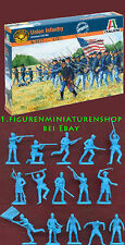 1:72 FIGUREN 6177 UNION INFANTRY - ITALERI