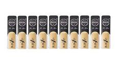 Alto Saxophone Reeds Riyin 2.5 Size Box of 10 Sax Reeds Chip 219 B