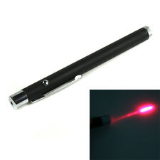 5mW Red Laser Pointer Pen Powerful Beam Light Lamp 650nm Presentation Wholesale
