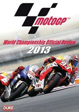 MotoGP 2013 DVD. World Championship Review. 215 mins. Marc Marquez. DUKE 1784NV
