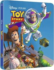 Disney Toy Story Blu-ray Limited Edition Steelbook NEW & SEALED OOP