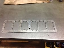 HALF TRACK NOS WHITE MOTOR HEAD GASKET 160 AX 150A 140A WWII M2 M3 ONLY 45.00 EA