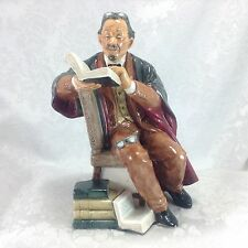Royal Doulton The Professor Vintage Ceramic Porcelain Figurine HN 2281