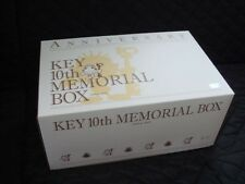 Key 10th Memorial Box PC Clannad Little Busters Air Kanon Tomoyo After NEW