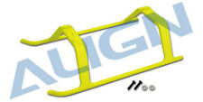 Align Trex 450L Dominator/ Pro Landing Skid-Yellow Fluorescence H45050QY