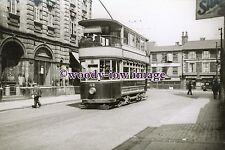 a0701 - Doncaster Tram 42 - photograph