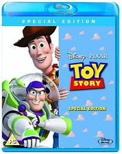 Toy Story 1 [Blu-Ray Region Free Disney Pixar Animated Kids Cartoon] Brand NEW