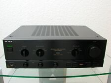 Sony TA-F470 powerful Amplifier in black, 2 x 110 W DIN, 12 Months Warranty