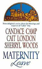 Maternity Leave: Tabloid Baby The Nine-Month Knight The Paternity Test (Silhouet