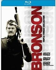 Bronson Triple Threat Collection (2014, Blu-ray New)