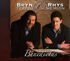 Welsh Vocal - Bryn Terfel & Rhys Merion / Benedictus