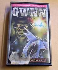 Commodore 16 / Plus4 C16 Spiel - GWNN ( G W N N ) - Kassette - Mastertronic