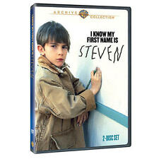 I Know My First Name Is Steven DVD 1989 TV Movie 2 Disc Set (MOD)