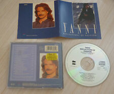 CD ALBUM REFLECTIONS OF PASSION - YANNI 15 TITRES 1990