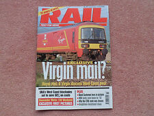 RAIL Issue 467 - in very good condition - West Wales signalling + CTRL history