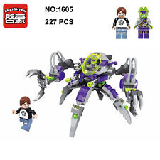 Enlighten 1605 Space Adventure Alien Grab Mech Robot Figure Building Blocks Toy