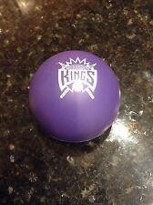 NBA Mini Vinyl Basketball Toy Soft Squeeze Stress Ball Sacramento Kings