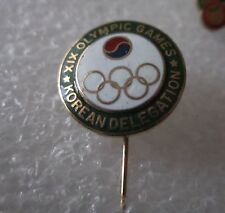 1968 MEXICO OLYMPICS KOREA NOC pin badge