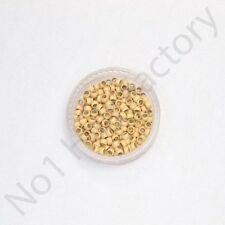 Nano Micro Copper Rings for use W/Remy Nano Hair Extensions Beads 2.4mm & 1.9mm