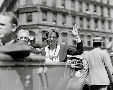 Amelia Earhart Photo 8X10 - Parade 1932 - Buy 2 Get 1 Free