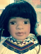 American Indian Doll Cathay Collection
