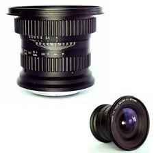 JINTU 15mm f/4.0 Micro Fisheye Lens For Canon 5D III 7D II 650D 550D 70D 450D