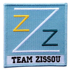 The Life Aquatic Team Zissou Logo IRON ON Life Aquatic Team Costume Patch