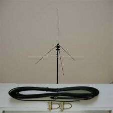 15M Cable Powerful 1/4 GP antenna for 0.5W-30 Watt FM transmitter FM Radio