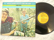 KENNY PRICE LP NORTHEAST ARKANSAS MISSISSIPPI COUNTY BOOTLEGGER. 33rpm / country