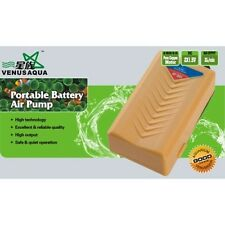 VENUS AQUA Portable Battery Air Pump | Aquarium Oxygen Supplier