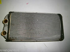 LAND ROVER DISCOVERY SERIES 2 TD5 OR V8 HEATER MATRIX UNIT WATER HEATER MATRIX