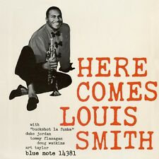 Louis Smith Here Comes CD NEW SEALED Blue Note Jazz Rudy Van Gelder Remaster
