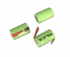 6X Ni-MH 1/2A 17290 1300mAh HP rechargeable battery For Racing Car/Model toys
