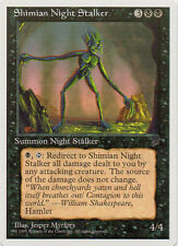 Shimian Night Stalker Magic the Gathering Chronicles Set in NMint-Mint Condition
