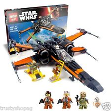 Star Wars Force Awaken X Wing Fighter New Blocks Lego compatible gift Toy Rogue