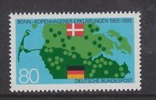 1985 WEST GERMANY MNH STAMP DEUTSCHE BUNDESPOST GERMAN DANISH BORDER  SG 2087