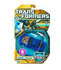 "Transformer Universe Classics TRACKS G1 STYLE 6"" car to robot figure Boxed & New"